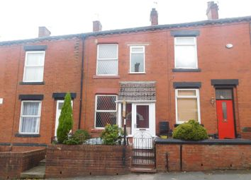 Thumbnail 3 bed terraced house for sale in Roundthorn Road, Oldham