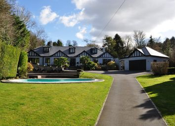Thumbnail 5 bed detached house for sale in Stonehouse Road, Halstead, Sevenoaks