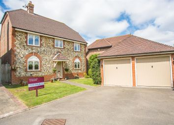 Thumbnail 4 bed detached house for sale in Osier Way, Banstead