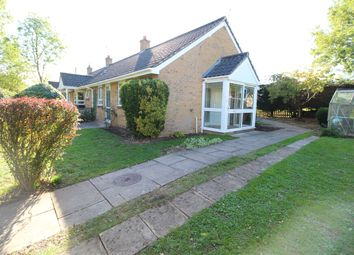 Thumbnail 1 bed terraced bungalow for sale in Welham Lane, Risby, Bury St. Edmunds