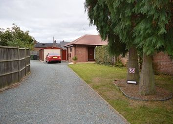 Thumbnail 2 bed detached bungalow for sale in Salisbury Road, Market Drayton