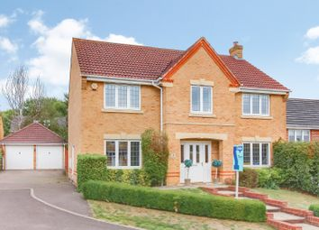 Thumbnail 4 bed detached house for sale in Mallow Gardens, Thatcham