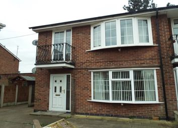 Thumbnail 2 bed property to rent in Woodside Drive, Arnold, Nottingham