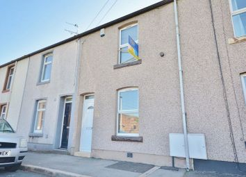 Thumbnail 2 bed terraced house for sale in Cross Street, Workington