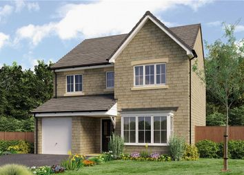 "Thumbnail 4 bedroom detached house for sale in ""Burnmouth"" at Apperley Road, Apperley Bridge, Bradford"