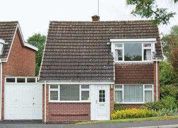 Thumbnail 3 bed property for sale in Bushfield Road, Albrighton, Wolverhampton