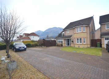 Thumbnail 4 bed detached house for sale in Pine Crescent, Menstrie, Clackmannanshire
