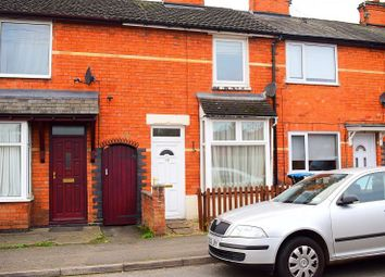 Thumbnail 2 bedroom terraced house to rent in Clarence Street, Market Harborough Road, Northamptonshire