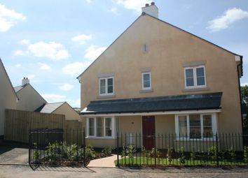 Thumbnail 3 bedroom end terrace house to rent in Carnac Drive, Dawlish