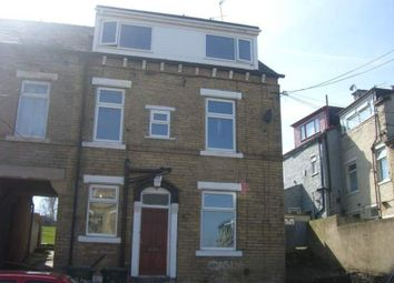 Thumbnail 4 bedroom terraced house for sale in Rand Place, Bradford