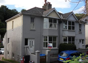 3 bed maisonette for sale in Teignmouth Road, Torquay TQ1