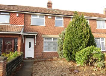 Thumbnail 3 bed terraced house for sale in Elm Avenue, Gorleston, Great Yarmouth