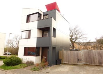 Thumbnail 3 bed semi-detached house to rent in Swanson Drive, Oxley Park, Milton Keynes