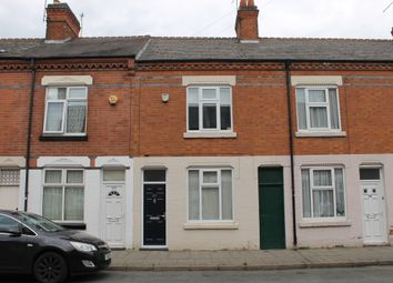 Thumbnail 2 bed terraced house to rent in Tudor Road, West End, Leicester