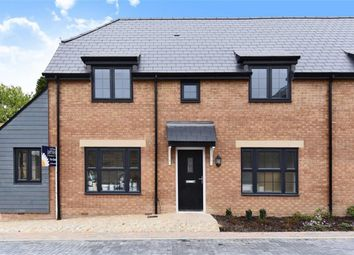 Thumbnail 4 bed semi-detached house for sale in Slipper Lane, Chiseldon, Swindon