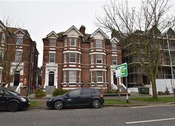 Thumbnail 3 bedroom flat for sale in Flat 5, 28 Earls Avenue, Folkestone
