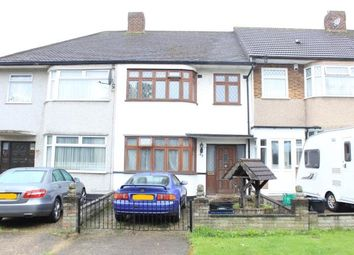 Thumbnail 3 bed terraced house for sale in Franklyn Gardens, Ilford