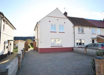 Thumbnail 3 bed end terrace house for sale in Franklin Avenue, Cheshunt, Waltham Cross