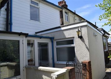 Thumbnail 2 bed terraced house for sale in Middle Road, Hastings, East Sussex