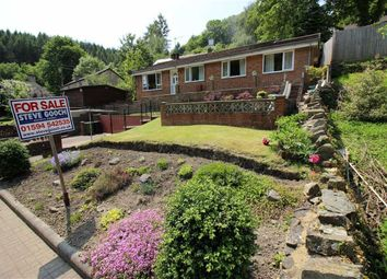 Thumbnail 4 bedroom detached bungalow for sale in Upper Lydbrook, Lydbrook
