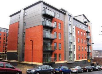 Thumbnail 1 bed flat for sale in St. Georges Walk, Sheffield