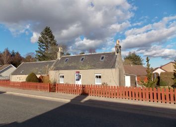 Thumbnail 3 bed cottage for sale in Donside Road, Alford
