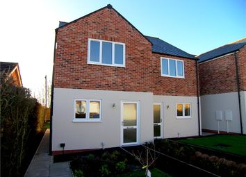 Thumbnail 2 bed semi-detached house for sale in Goose Green Lane, Shirland, Alfreton