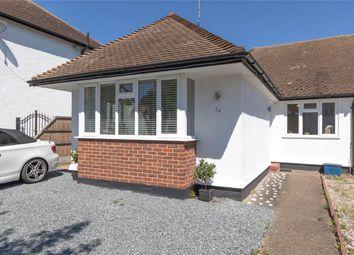 Thumbnail 2 bed semi-detached bungalow for sale in Merilies Gardens, Westcliff-On-Sea, Essex