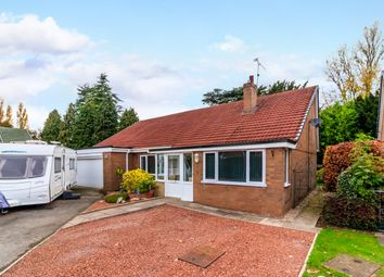 Thumbnail 4 bed bungalow for sale in Blake Close, Wistaston, Crewe