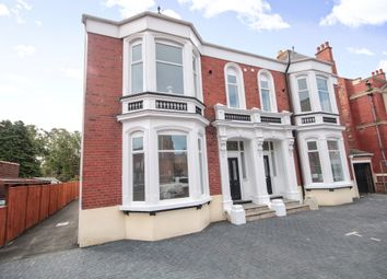 Thumbnail 2 bedroom flat for sale in Hutton Avenue, Hartlepool