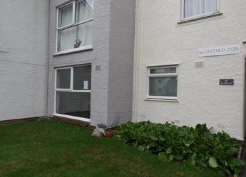 Thumbnail 2 bed flat for sale in Ffordd Garnedd, Felin Heli, Gwynedd