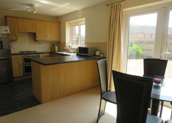 Thumbnail 3 bed link-detached house to rent in Claypitts Boulevard, Chase Meadow Square, Warwick