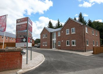 Thumbnail 2 bed flat for sale in Ainsworth Lane, Crowton