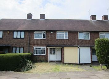 Thumbnail 4 bedroom terraced house to rent in Purbeck Croft, Birmingham