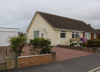 Thumbnail 2 bed semi-detached bungalow for sale in Springbrook Avenue, Thornton-Cleveleys