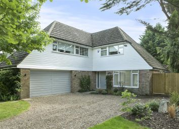 Thumbnail 4 bedroom detached house for sale in Blundel Lane, Stoke D'abernon, Cobham, Surrey