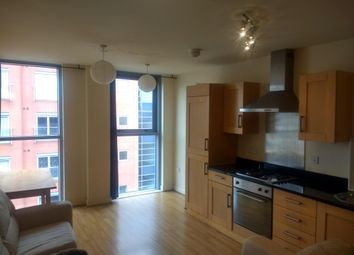 Thumbnail Flat to rent in Junior Street, Leicester