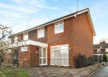 Thumbnail 3 bedroom semi-detached house to rent in Barrow Green Road, Oxted, Surrey