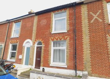 Thumbnail 3 bed terraced house to rent in Cleveland Road, Gosport
