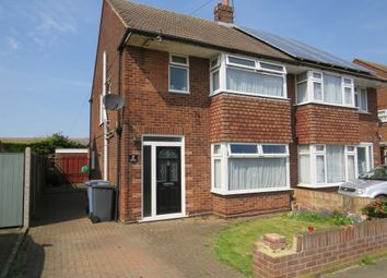 Thumbnail 3 bed semi-detached house for sale in Roxburgh Road, Ipswich