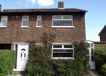 Thumbnail 2 bedroom semi-detached house to rent in Ash Crescent, Eckington