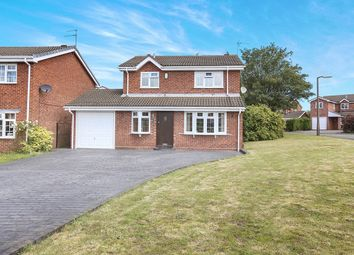 Thumbnail 4 bed detached house for sale in Richmond Drive, Perton, Wolverhampton