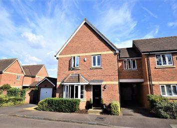 Thumbnail 5 bed link-detached house for sale in Manderville Close, Abington, Northampton