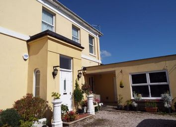 Thumbnail 4 bed flat for sale in St. Lukes Road North, Torquay, Devon