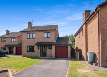 Thumbnail 4 bed detached house to rent in Highfield Road, Chipping Sodbury, South Glos