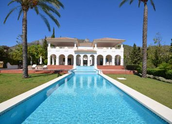 Thumbnail 9 bed detached house for sale in Calle Sierra Blanca, Marbella, Málaga, Spain