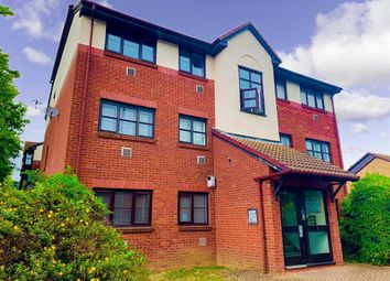 Thumbnail 2 bed flat for sale in Clover Way, Wallington, Surrey