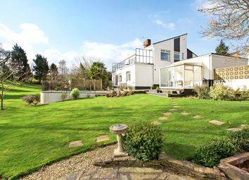 Thumbnail 4 bed detached house for sale in Kenn, Exeter