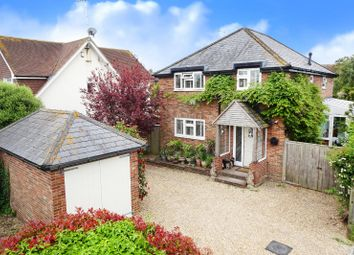 Thumbnail 3 bed detached house for sale in North Lane, East Preston, West Sussex