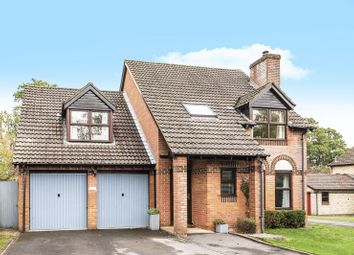 Thumbnail 4 bed detached house for sale in The Warren, Tadley